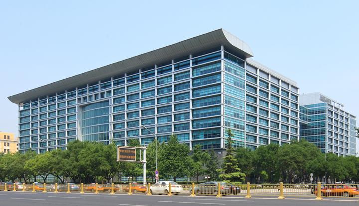 中国工商银行总部